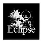 Eclipse 2017 Tile Coaster