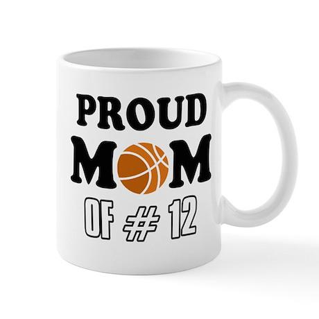 Cool Basketball Mom Designs Mug