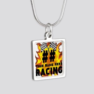 Flaming Racing Necklaces