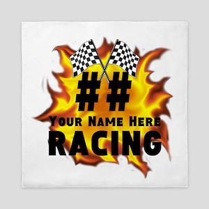 Flaming Racing Queen Duvet