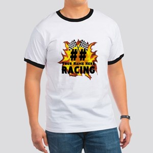 Flaming Racing T-Shirt