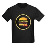 Skip A Meal Fatty Kids Dark T-Shirt