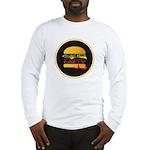 Skip A Meal Fatty Long Sleeve T-Shirt