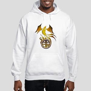 A.A.N.A. Logo Phoenix - Hooded Sweatshirt