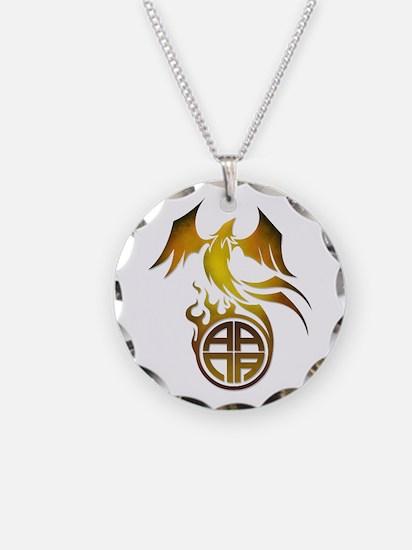 A.A.N.A. Logo Phoenix - Necklace