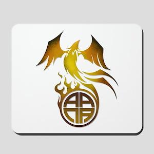 A.A.N.A. Logo Phoenix - Mousepad