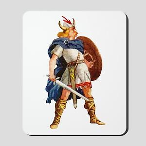 Scandinavian Viking Mousepad