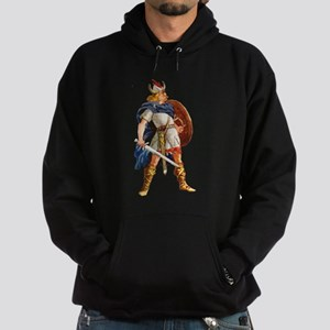 Scandinavian Viking Hoodie (dark)
