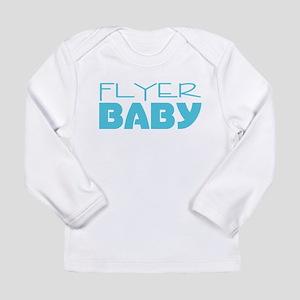 Boy Flyer Baby Long Sleeve Infant T-Shirt