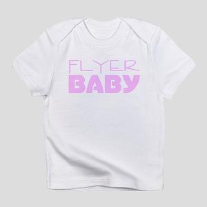 Girl Flyer Baby Infant T-Shirt