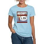 occupy lbi Women's Light T-Shirt
