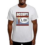 occupy lbi Light T-Shirt