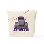 Trucker Irene Tote Bag