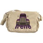 Trucker Irene Messenger Bag
