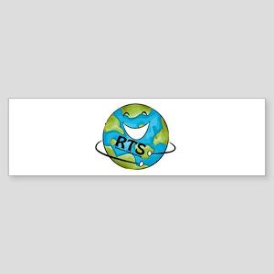 RTS Logo Bumper Sticker