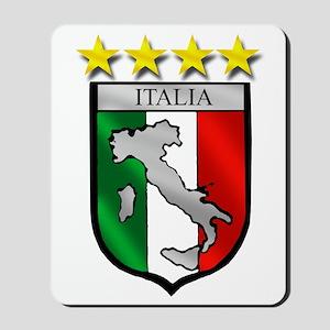 Italia Shield Mousepad