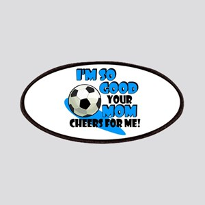 So Good - Soccer Patches