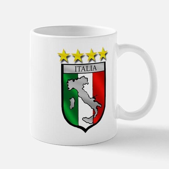 Italia Shield Mug