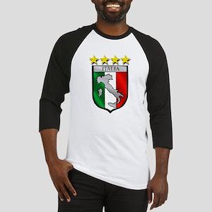 Italia Shield Baseball Jersey
