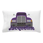 Trucker Jacqueline Pillow Case