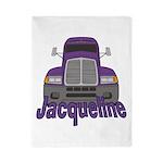 Trucker Jacqueline Twin Duvet