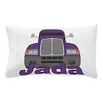 Trucker Jada Pillow Case