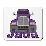 Trucker Jada Mousepad