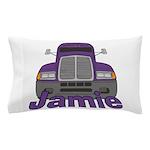 Trucker Jamie Pillow Case