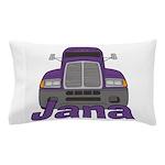 Trucker Jana Pillow Case
