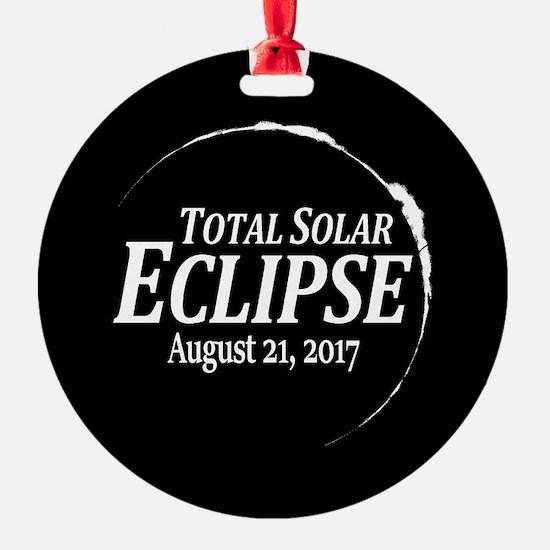 Eclipse 2017 Ornament