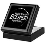 Eclipse 2017 Keepsake Box
