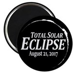 Eclipse 2017 Magnets
