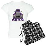 Trucker Jane Women's Light Pajamas