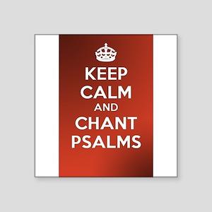"KEEP CALM - JESUS PRAYER Square Sticker 3"" x 3"""