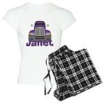 Trucker Janet Women's Light Pajamas