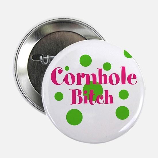 "Cornhole Bitch 2.25"" Button"