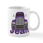 Trucker Jean Mug
