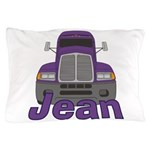 Trucker Jean Pillow Case