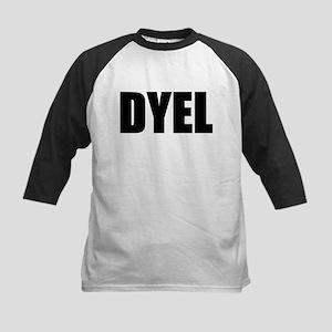 DYEL Kids Baseball Jersey