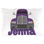 Trucker Jenna Pillow Case
