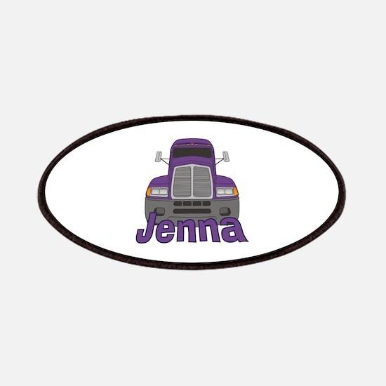Trucker Jenna Patches