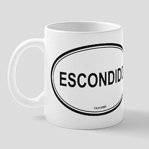 Escondido (California) Mug