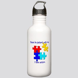 Puzzle Stainless Water Bottle 1.0L