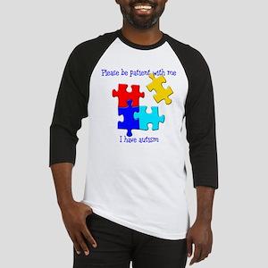 Puzzle Baseball Jersey