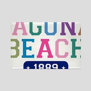 Laguna Beach 1889 Rectangle Magnet