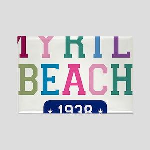 Myrtle Beach 1938 Rectangle Magnet