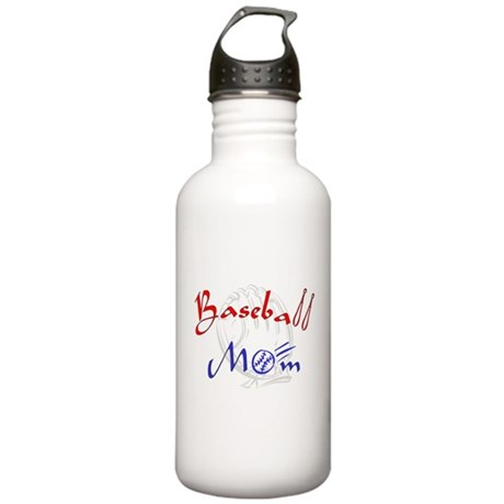 baseballmomglov.png Stainless Water Bottle 1.0L