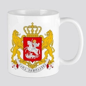 Georgia Coat Of Arms Mug