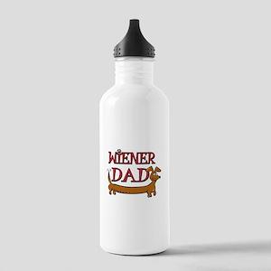 Wiener Dad/Octoberfest Stainless Water Bottle 1.0L