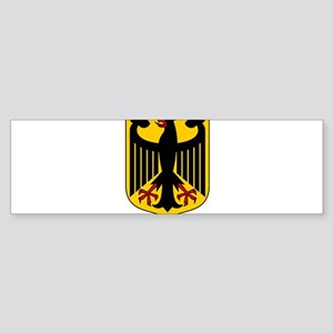 Germany Coat Of Arms Sticker (Bumper)